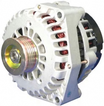 250A High Output Alternator for Chevrolet Corvette, 2002 - 2004 5 7L V8  (350c i )