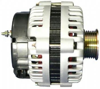 250A High Output Alternator for Chevrolet C / K / R / V SERIES PICKUPS, 2007 - 2013 6.2L V8 (378c.i.)